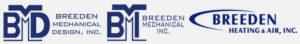Breeden Logos